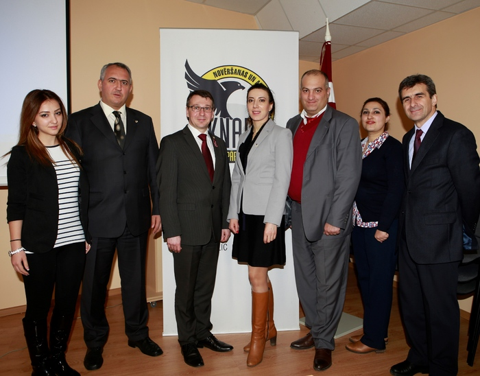THE COMMISSION ON ETHICS OF HIGH-RANKING OFFICIALS MADE A STUDY VISIT TO LITHUANIA AND LATVIA