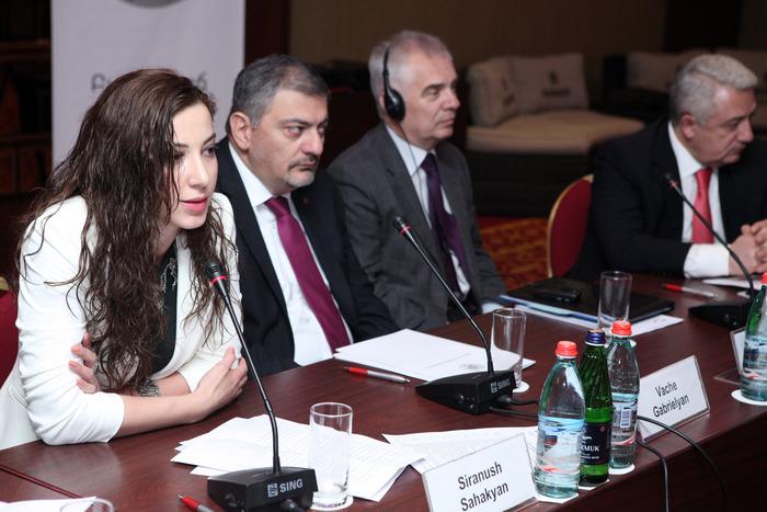 Կազմակերպվել է «Ազգային և միջազգային ջանքերը կիրառական էթիկայի ոլորտում» թեմայով խորհրդաժողով