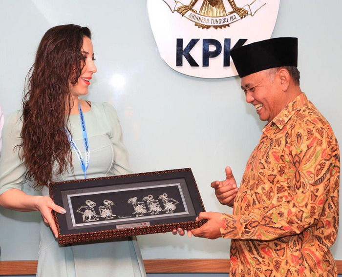 The Working Visit of the RA Delegation to the Corruption Eradication Commission of Indonesia