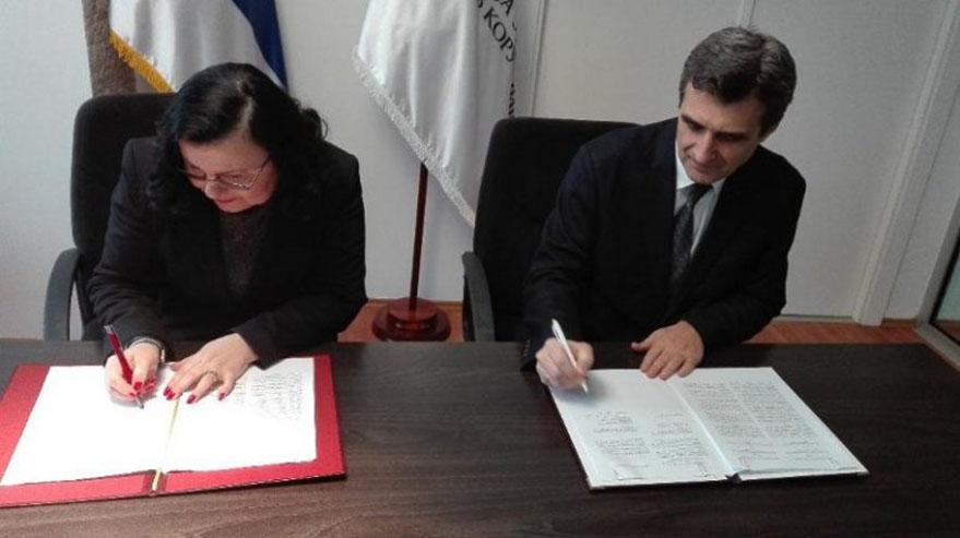 Ստորագրվել է փոխըմբռնման հուշագիր Սերբիայի հակակոռուպցիոն գործակալության հետ