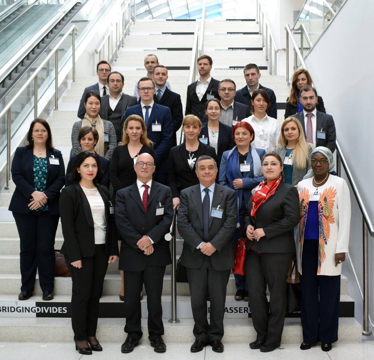 Հանձնաժողովի թիմը մասնակցել է Բարեվարքության ցանցի միջազգային աշխատաժողովին