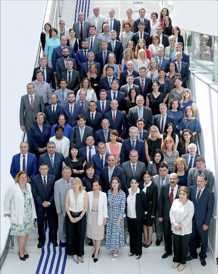 Բարձրաստիճան պաշտոնատար անձանց էթիկայի հանձնաժողովի նախագահը մասնակցել է Արևելյան Եվրոպայի և Կենտրոնական Ասիայի հակակոռուպցիոն ցանցի նիստին