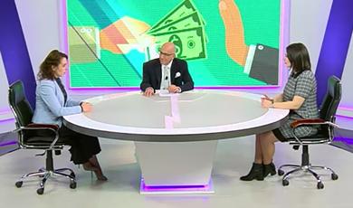 Կոռուպցիայի կանխարգելման հանձնաժողովի նախագահի հարցազրույցը Շանթ հեռուստաընկերությանը